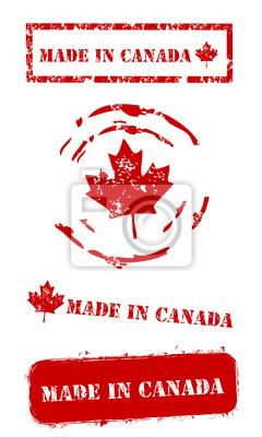 Wall mural Canada
