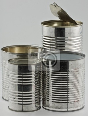Wall mural cans