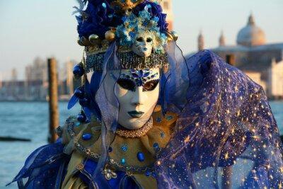 Wall mural Carnevale di Venezia