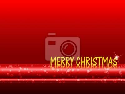 Cartolina Auguri Buone Feste-Merry Christmas Card 2