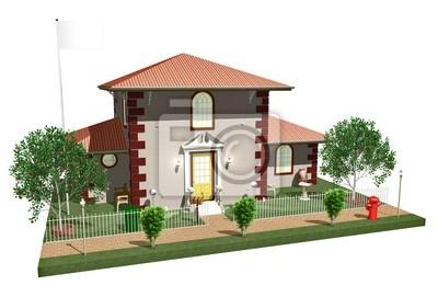 Casa Museo-Home Museum-3d