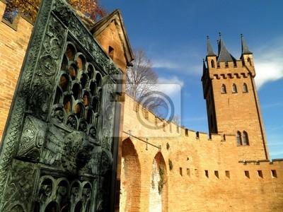 Castle Gate in Germany