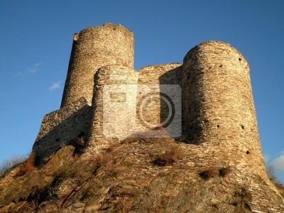 Wall mural Castle Ruins