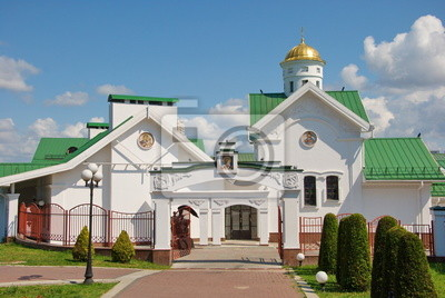Cathedral of Holy Spirit in Minsk