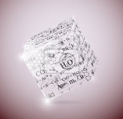 Chemical cube