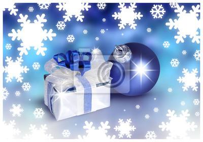 Christmas bauble gift