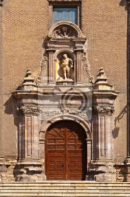 Wall mural Church in Spain