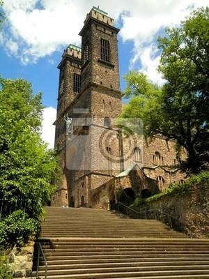 Church Staircase