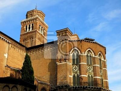 Church Venezia Cathedral Venice