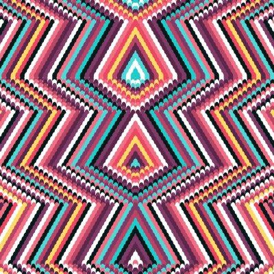circles geometric pattern illustration