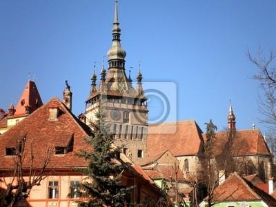 Citadel in Transylvania