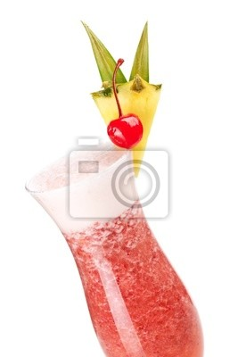 Cocktail collection: Strawberry Pina Colada