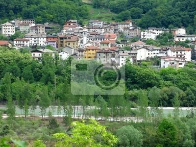 Codissago Village Town Italy