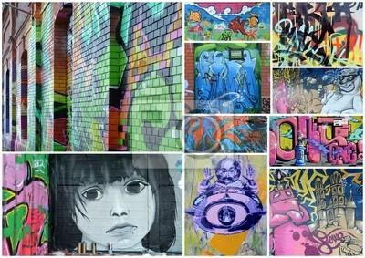 collage...urban comtest