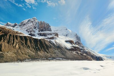 Wall mural Columbia Icefield