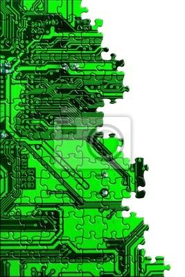 Computer conceptual background