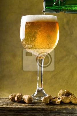 copa de cerveza