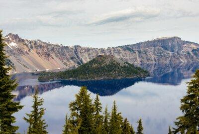 Wall mural Crater Lake National Park