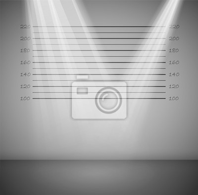 Criminal background with lines