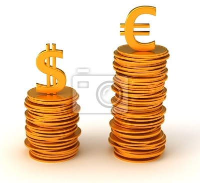 Currency inequality - US dollar and Euro