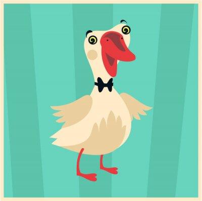 Wall mural Dandy Goose