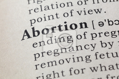 definition of abortion