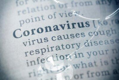 definition of coronavirus