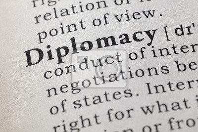definition of diplomacy