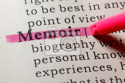 definition of memoir