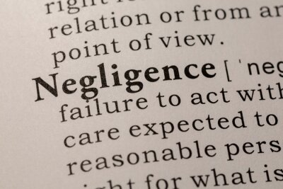 definition of negligence