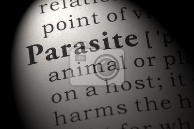 definition of parasite