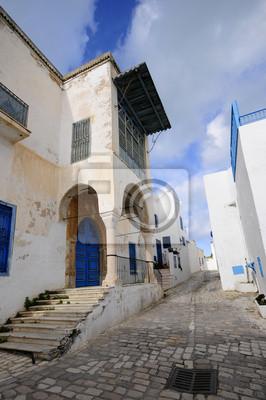Detail of Sidi Bou Said