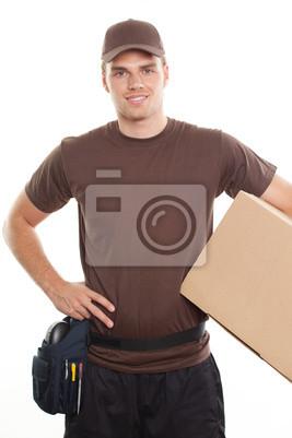 dienstleistung paketzustellung