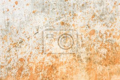 Dirty worn concrete wall