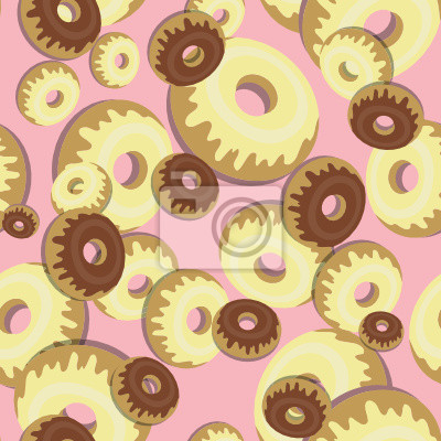 donuts texture,