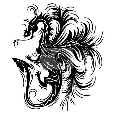 Drago Tatuaggio Simbolo-Dragon Tattoo Symbol-2012