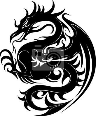 - Dragoon Tattoo Tatouage Tatuaggio Drago - Dragon - 2