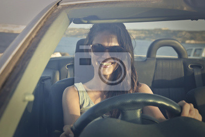driving in the summer