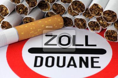 duty cigarettes