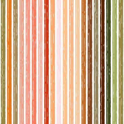 Wall mural eating mix rainbow colorful vegetables. pattern.