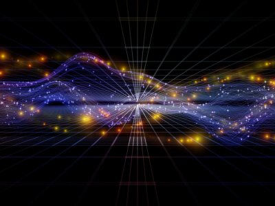 Elegance of Space Frequencies