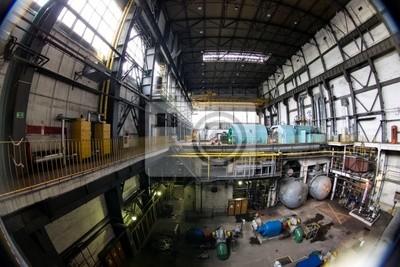 Wall mural factory