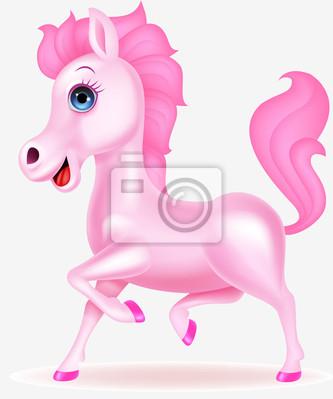 Fairy horse cartoon