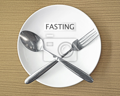 Wall mural fasting