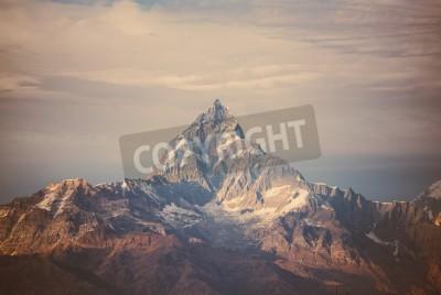 Wall mural filter Himalaya mountains.
