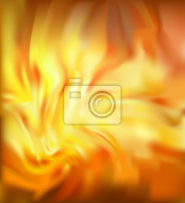 fire background, flames abstract background
