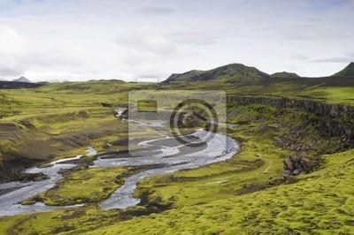 Fjallabak southern Island Way