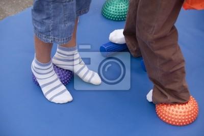 flat feet treatment for children