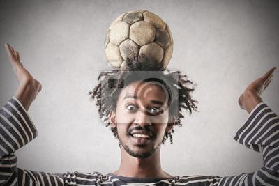 Footbal on my mind