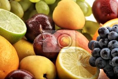 Fresh Vegetables, Fruits